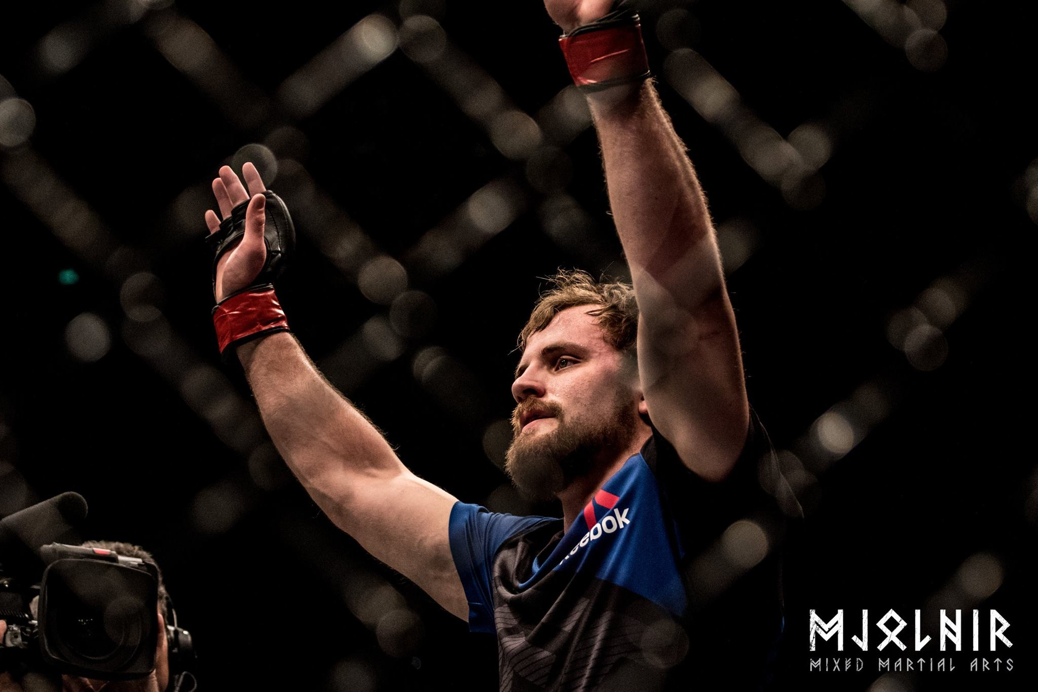 Gunnar Nelson victorius at UFC Fight Night 107