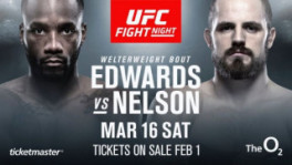 Gunnar Nelson vs Leon Edwards