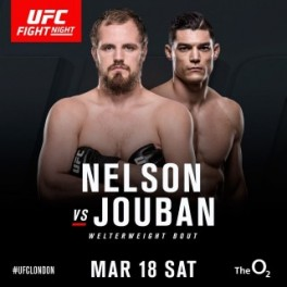 Gunnar Nelson vs. Alan Jouban